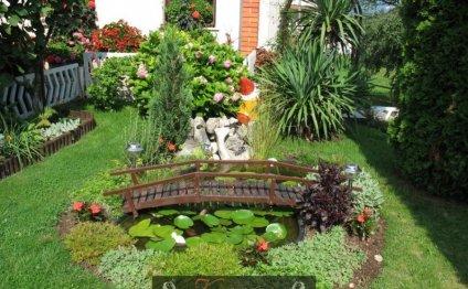 идеи для сада огорода