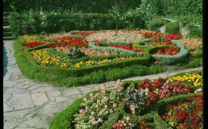 Дизайн сада-огорода фото