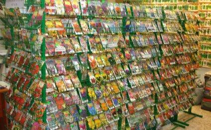 Магазин семян Магазин семян